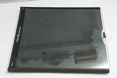 """PrintFile 10x11"""" Contact Proofing Frame Easel Photo Darkroom Printing - USED F31"""