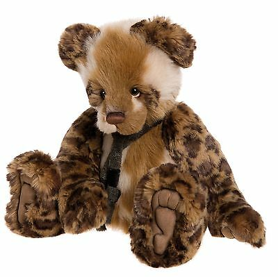 Charlie Bears CHIT CHAT (Brand New Stock!)