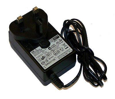 APD WA-18H12 12VDC 1.5A UK AC Adapter with Barrel Connector