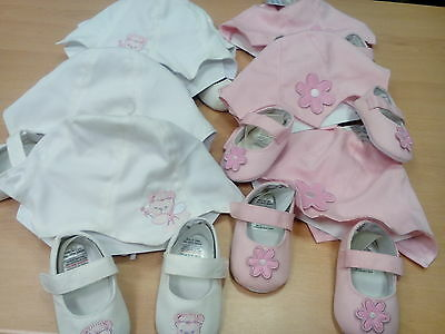 shop closing job Lot Of Baby Items, hats and shoes