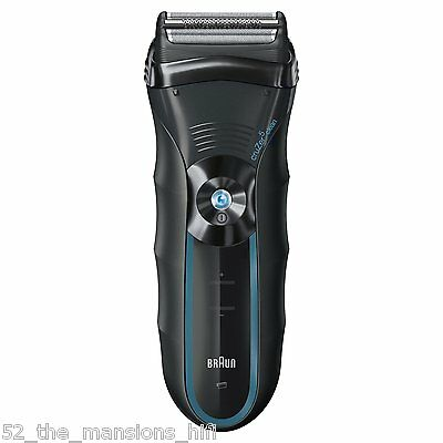 NEW Braun Cruzer 5 Clean Shave - Rechargeable Cordless Mens Electric Foil Shaver