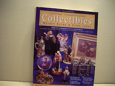 """""""Collectibles Market Guide & Price Index"""" 1998 - 16th Ed. Paperback"""