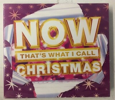 Now That's What I Call Christmas (3CD) Feat Slade , Wham , Wizzard 63 Tracks