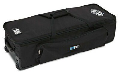 """Protection Racket 28"""" x 14"""" x 10"""" Hardware Bag with Wheels"""