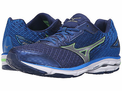 Mizuno Wave Rider 19 Men's Running Shoes. Sizes 9.0- 10.5. Multiple Colors!!!