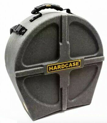 "Hardcase 14"" Fully Lined Snare Case - Granite"