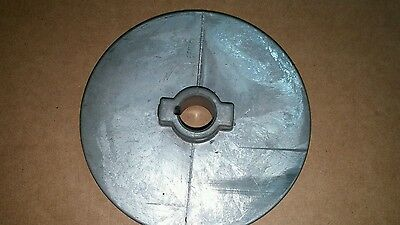 Single Groove Pulley,No 500A6,  Chicago Die Casting
