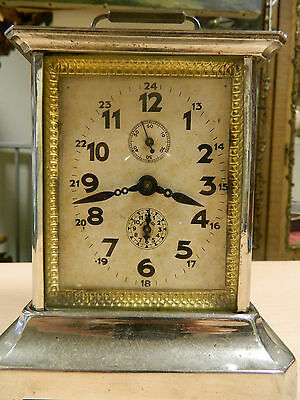 Antique German Carriage Clock – R27S