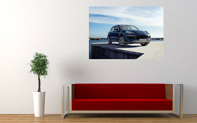 """2013 PORSCHE CAYENNE DIESEL NEW LARGE ART PRINT POSTER PICTURE WALL 33.1""""x23.4"""""""