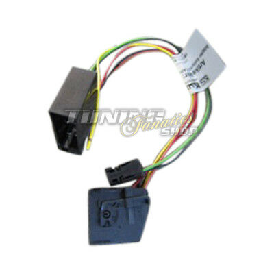 Adapter Cable loom SET fitting for Mercedes Audio 10 20 CD APS 30 on Comand 2.0
