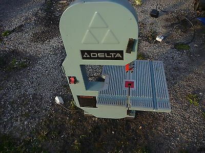 Delta bandsaw hardly used,  top quality