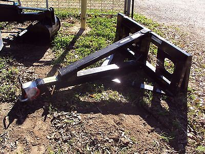 Heavy Telescopic boom for a skid steer or tractor (NEW)