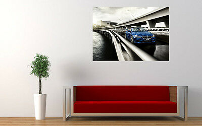 """2015 BMW M6 F12 CABRIO NEW GIANT LARGE ART PRINT POSTER PICTURE WALL 33.1""""x23.4"""""""