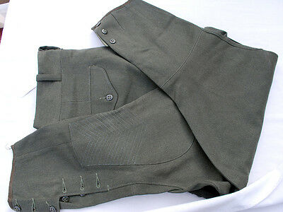 WWI U.S. Marine Corps Officer's Riding Breeches - Named