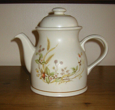 Marks & Spencers Harvest Large Teapot Coffee Pot M & S St Michael