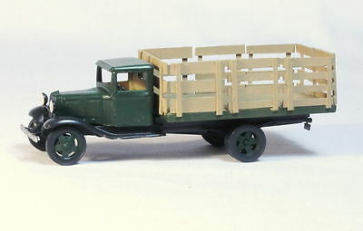 202 - 1934 Ford Long Bed Stake Truck Kit O by Berkshire Valley