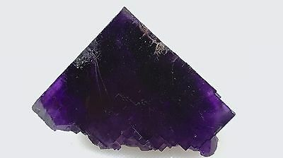 0.67lb Purple, Naturally Etched Fluorite; Hardin Co, Illinois 1117