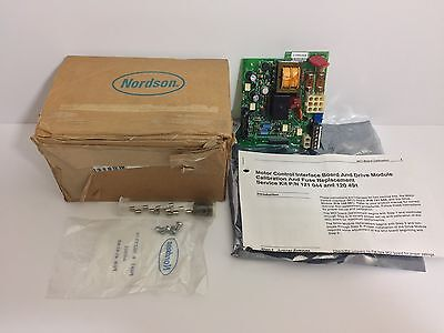 New! Nordson Motor Control Interface Board 133534D 133534