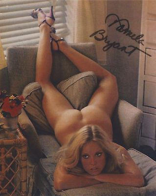 Pamela Jean Bryant (Deceased) Apr 1978 PLAYBOY PLAYMATE (SEXY) SIGNED RP 8X10!!!