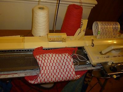 Brother KH836 Knitting Machine in good working order