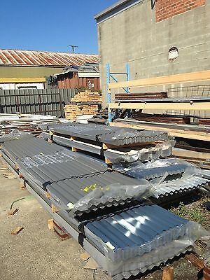 Brand New Roofing Sheets From $7.50 Per L/m Delivery Available