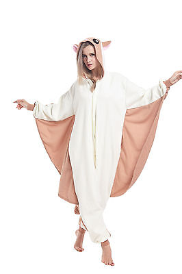 Unisex Adult  Sleeping Wear Halloween Kigurumi Pajamas Onesie Animal Costume