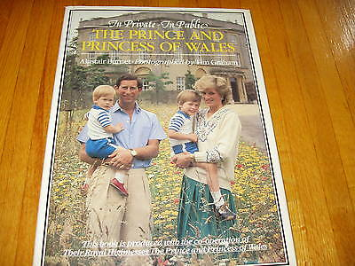 The Prince and Princess of Wales - In Private-In Public