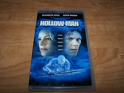 Hollow Man UMD Video for PSP *Tested and Working*