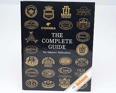 The Complete Guide For Habanos' Enthusiast Cigar Book ENGLISH