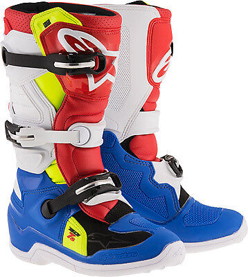 Alpinestars Tech 7s Offroad Motocross Boots Youth All Sizes Colors 6 Tech 7 S