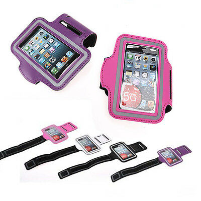 Gym Running Jogging Sports Arm Band Exercise Case Cover Sport For iPhone 5/ 5S