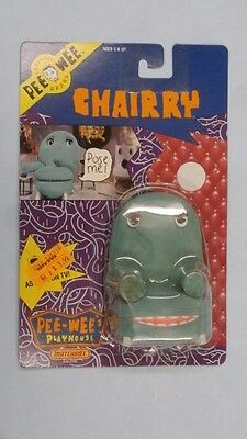 Vintage 1988 Pee Wee's Playhouse Chairry   action figures MOC