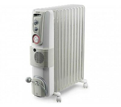 Portable Electric Oil Filled Column Winter Heater 2400 Watt Automatic Thermostat