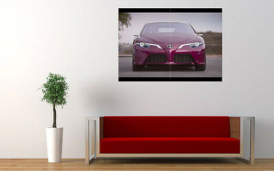 """2015 TOYOTA NS4 HYBRID CONCEPT LARGE ART PRINT POSTER PICTURE WALL 33.1""""x23.4"""""""