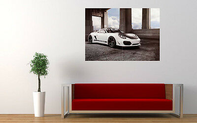 """911 PORSCHE BOXSTER SPYDER NEW LARGE ART PRINT POSTER PICTURE WALL 33.1""""x23.4"""""""