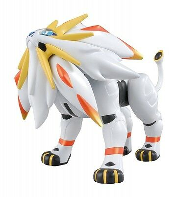 Japan Bandai Pokemon Plastic Model Collection 39 Select Series Solgaleo