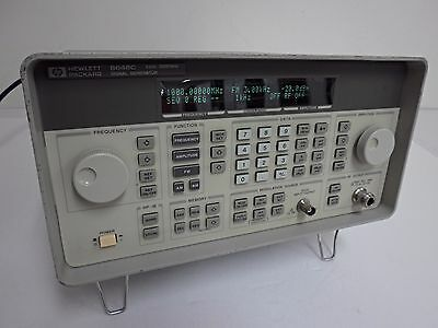 HP/Agilent 8648C Signal Generator 9KHz - 3200Mhz 3.2 GHz, Fully tested