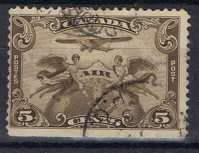 Canada 1928 Air 5 cents SG 274 Used