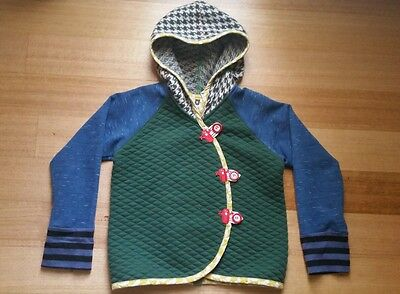 Oishi-m Threaded hoodie size 4-5 yrs but more like 3 yrs as new