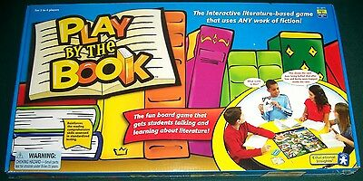 PLAY BY THE BOOK Interactive Literature-Based Game - Educational Insights - MISB