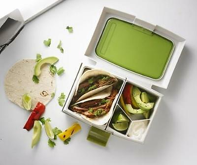 NEW Fuel Bento Lunch Box Food Container - BPA FREE