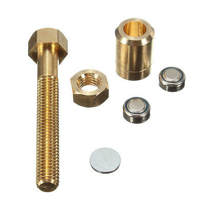 Props Autorotation Rotating Nut Off Bolt Screw Close Up Magic Gimmick Trick Unic