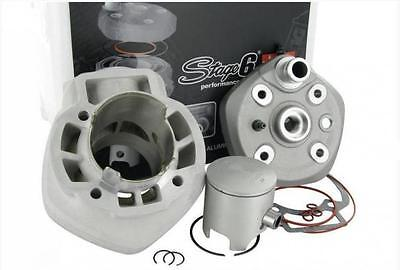 S6-7414004 Gruppo Termico Stage6 Racing 70Cc D.47,6 Derbi Gp1 Revolution 50 2T L