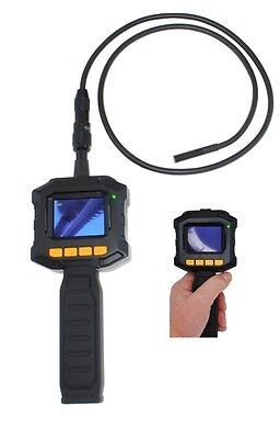 Inspection Camera designed to see into them Impossible to reach Locations
