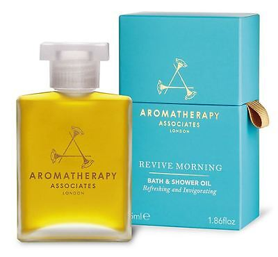Aromatherapy Associates Revive Morning Bath & Shower Oil 55ml RRP £45 BNIB