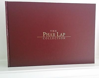 Bargain - The Original Phar Lap Collection - Rare Book - Signed By The Author
