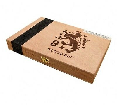 Liga Privada Number 9 Flying Pig Sealed Feral Unico Serie Drew Estate T52