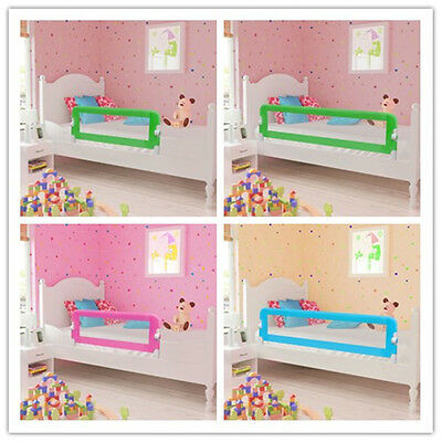 102/150cm Child Toddler infant Bed Rail Safety Protection Guard Folding Bedrail