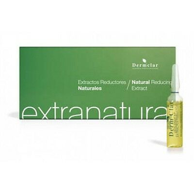 Dermclar NATURAL REDUCING EXTRACTS SOLUTION  5ML  Box of 5 Ampoules or 10