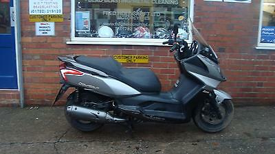 Kymco Downtown 125, 2012, 12 Reg **one Owner, Only 6200 Miles**